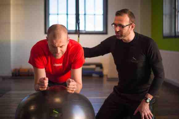 Functional Training Max Icardi  © www.irregularthemes.com